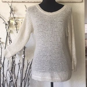 Ann Taylor Loose Knit Sweater